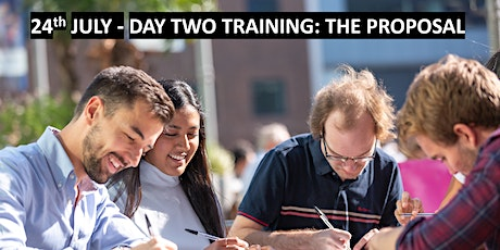 DAY TWO TRAINING: DEMYSTIFYING EPSRC PEER REVIEW - THE PROPOSAL tickets