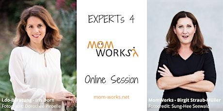 MomWorks Online: Nutze Deine innere Führungskraft – 4 Wege für mehr..... Tickets