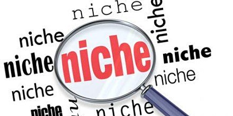 Creating your Research Niche and Reaching your Potential tickets