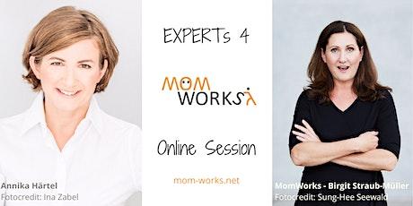 MomWorks Online: Schärfe Deinen USP – mit LEGO® SERIOUS PLAY® Tickets