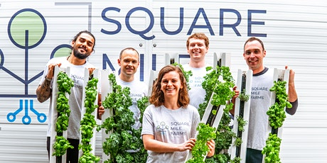 Square Mile Farms: Meet the Founders tickets