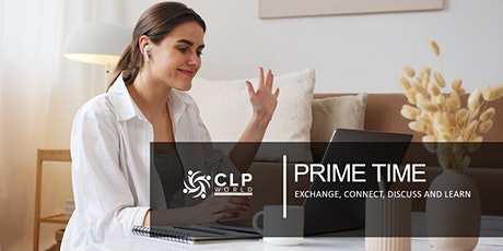 PRIME TIME - exchange, connect, discuss and learn tickets