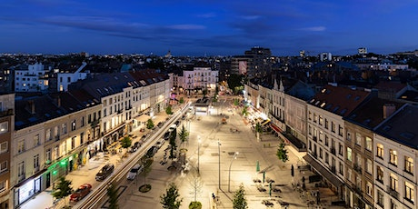 Exclusive Private SkyBar Terrazza ★  Sofitel Brussels Europe tickets
