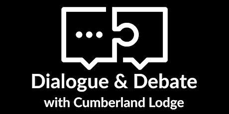 Dialogue & Debate: Black Lives Matter - Difficult Histories tickets