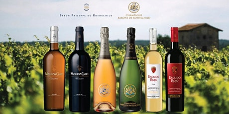 Baron Philippe de Rothschild Online Wine Flash Sale tickets