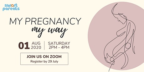 My Pregnancy My Way by SmartParents tickets