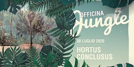 Hortus Conclusus biglietti