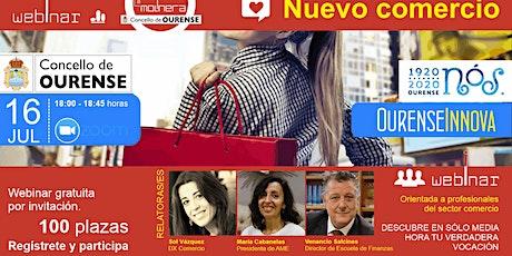 """WEBINAR """"NUEVO COMERCIO"""" entradas"""