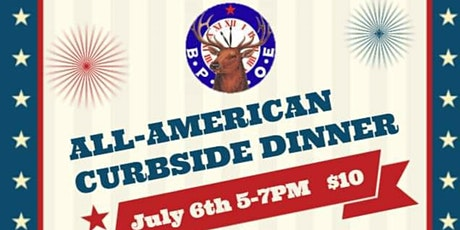 All American Curbside Dinner! tickets