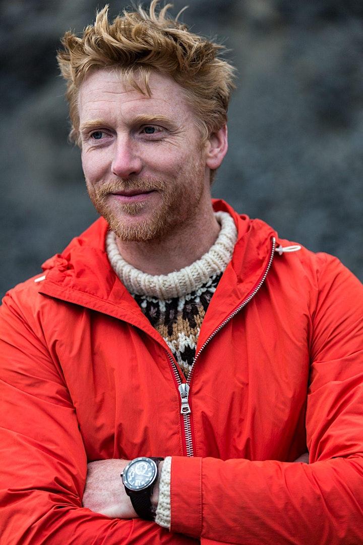 Footnotes Of An Adventurer with Alastair Humphreys image