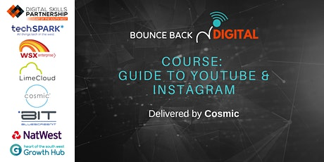 Bounce Back Digital Series: Guide to YouTube & Instagram tickets