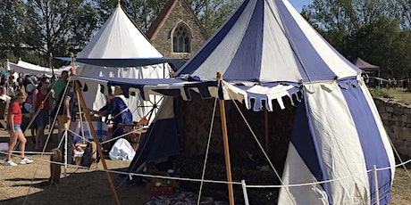 Bradwell Abbey Medieval Mystery Play for Heritage Open Day! tickets