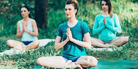 Garden Yoga at Natasha's Home tickets