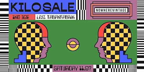 Nowhere Vintage Kilo Sale ■ Linz tickets