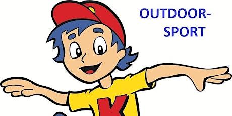 Outdoor-Trainingsmodul: Ballsport | KiSS-Kinder Tickets