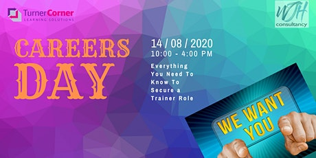 Careers Day for Trainers tickets