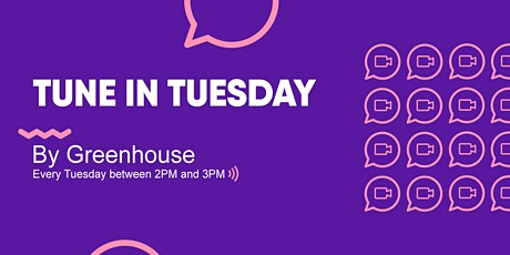Webinar | Tune in Tuesday | Marketplaces tickets