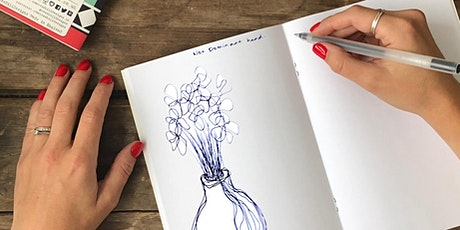 Online drawing workshop - With Rose Hill tickets