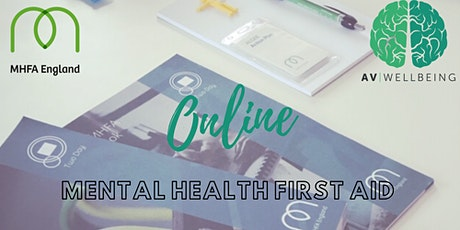 Copy of Mental Health First Aid- Online course tickets