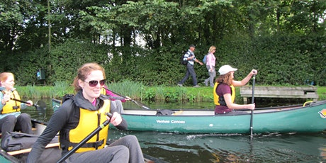 Blackdog's Big Day Out - Canoe trip on the River Ure tickets