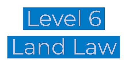 CILEx Level 6 Land Law tickets