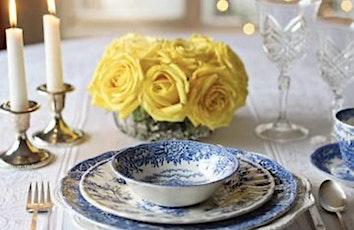 Virtual Dining Etiquette 101 tickets