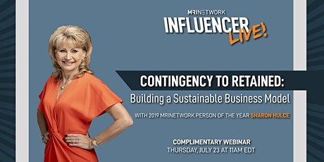 Contingency to Retained: Building a Sustainable Business Model tickets