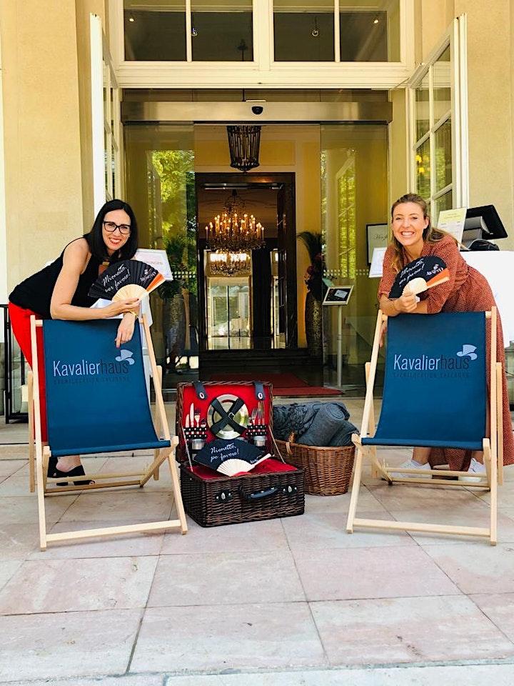 Kavalierhaus - Open Air Kino & Picknick: Bild
