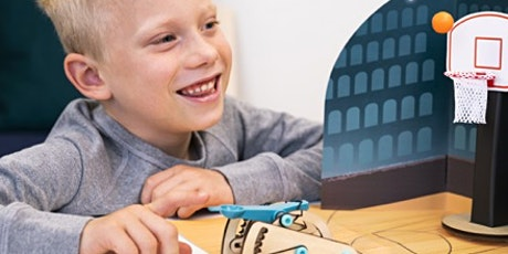 60min KidsLab STEM Science: Basketball Catapult August 4 @4pm Age 4+ tickets