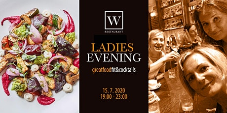 LADIES EVENING - FIT & COCKTAILS tickets