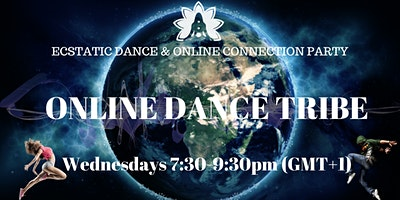 ONLINE+DANCE+TRIBE+-+Ecstatic+Dance+London+WE