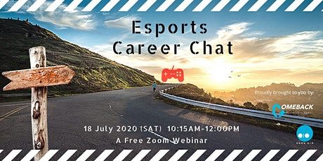 Esports Career Chat tickets