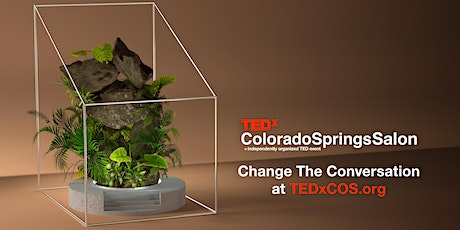 TEDxColoradoSpringsSalon: July tickets