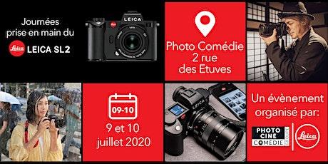 Journées prise en main du Leica SL2 tickets