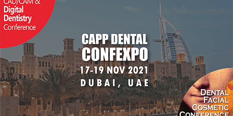 15th CAD/CAM Digital Dentistry & 12th Dental Facial Cosmetic-CONFEXPO 2021 tickets