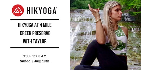 Hikyoga at Four Mile Creek Preserve with Taylor tickets