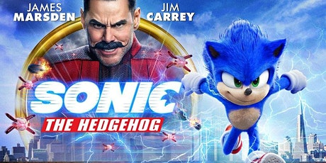 FAMILIEN-KINO: Sonic The Hedgehog Tickets