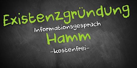 Existenzgründung Online kostenfrei - Infos - AVGS Hamm Tickets