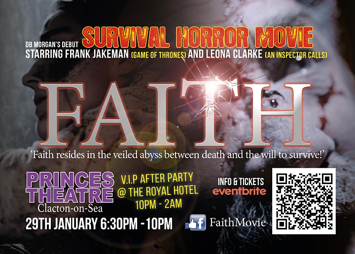 Faith Movie UK Premiere image