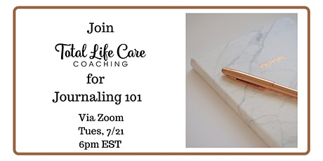 Journaling 101: An Interactive Experience. tickets