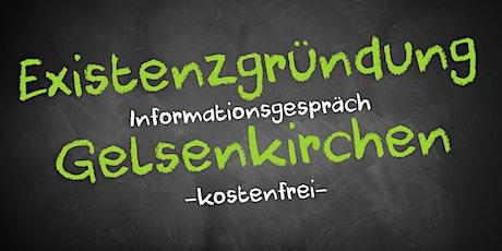 Existenzgründung Infoveranstaltung Gelsenkirchen - Online AVGS entradas