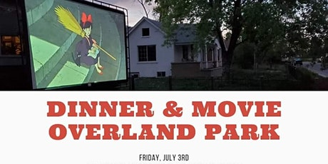 Dinner and a Movie in Overland Park Neighborhood tickets