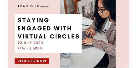 Staying Engaged with Virtual Circles tickets