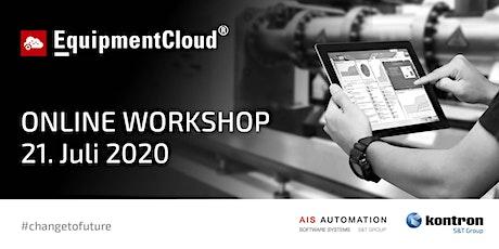 Workshop: Monitoring & Maschinenintegration digitaler Servicelösungen Tickets