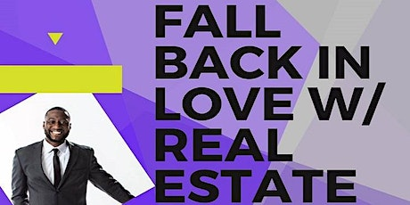 Fall Back in Love With Real Estate tickets