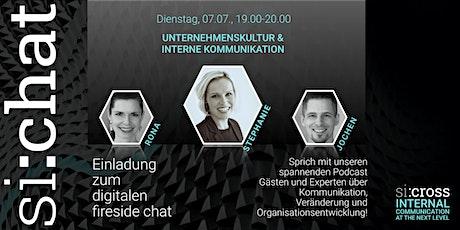 Unternehmenskultur & - kommunikation von Morgen. Tickets