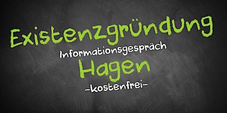 Existenzgründung Online kostenfrei - Infos - AVGS Hagen Tickets