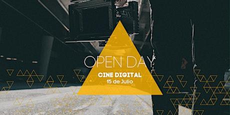 Open Day | Cine Digital entradas