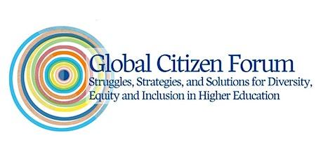 Global Citizen Forum tickets