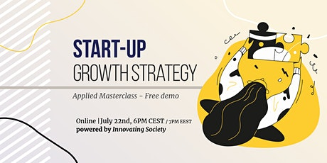 The Go-To-Market Strategy For Startups (Live webinar) tickets